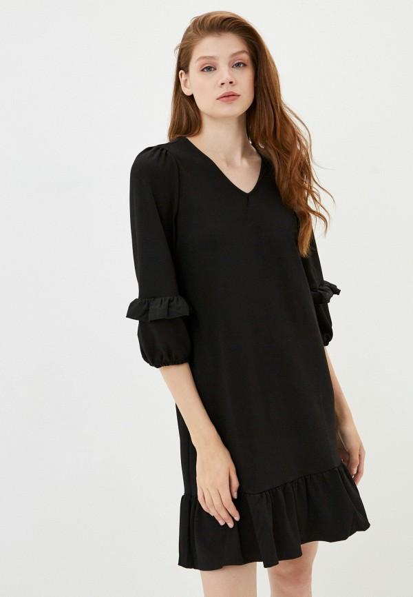 женское повседневные платье lc waikiki, черное