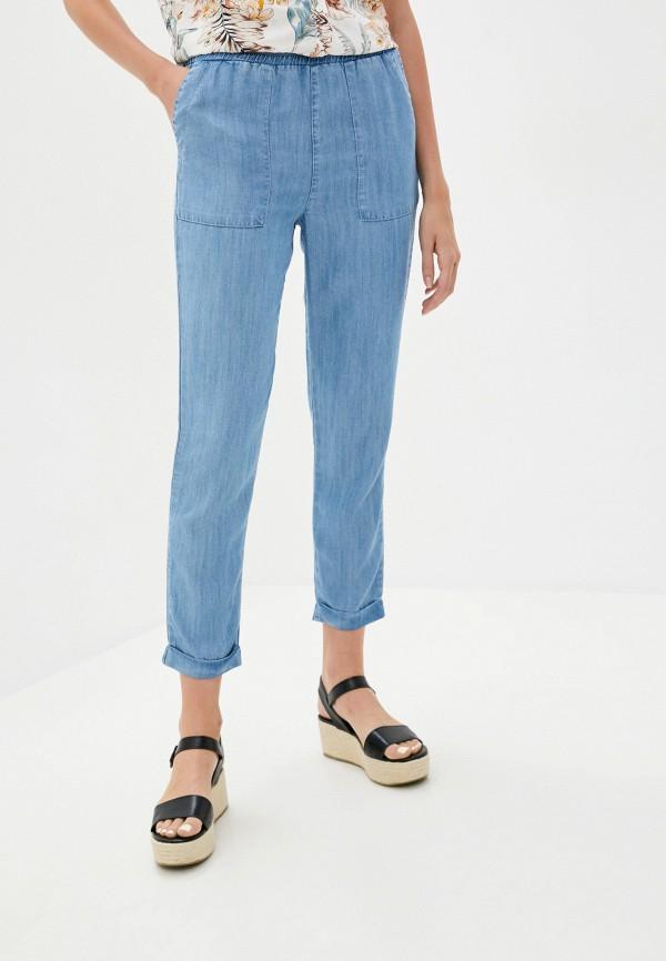 женские повседневные брюки lc waikiki, синие