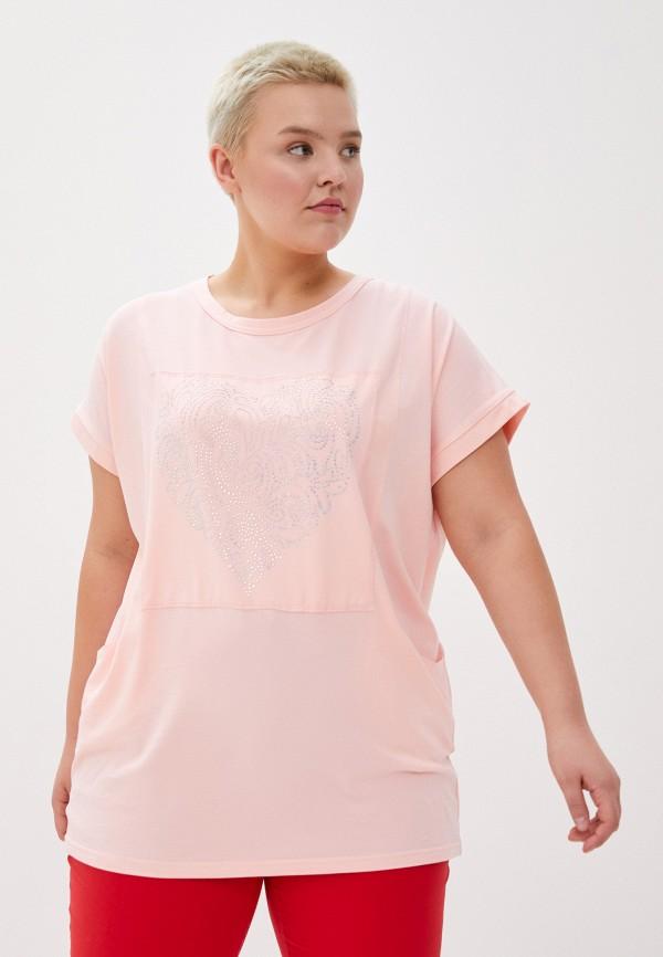 женская футболка olsi