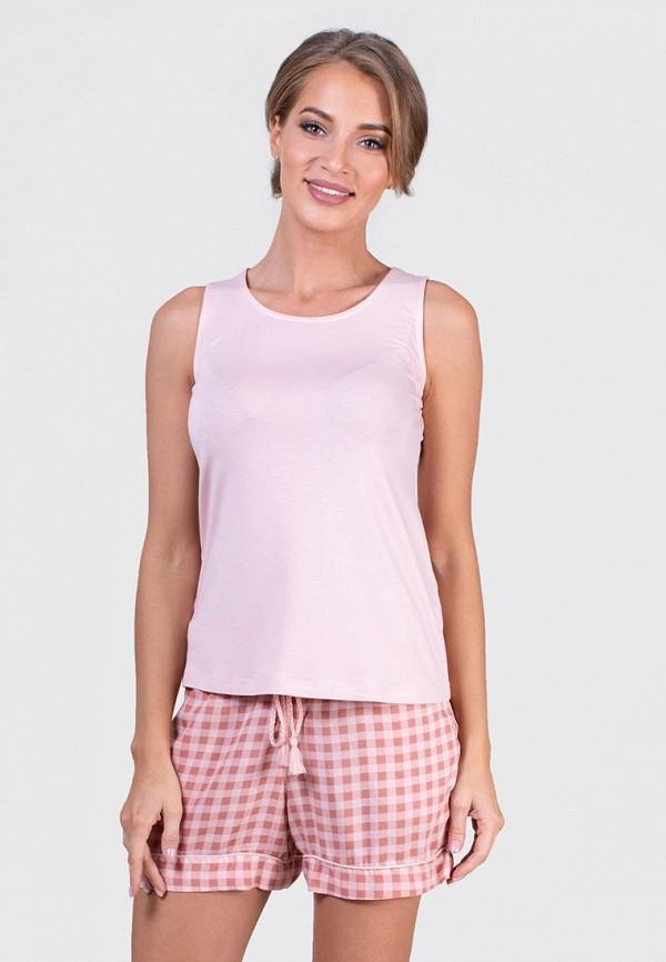 Костюм домашний Vienetta Vienetta MP002XW0QUXI комплект домашний женский vienetta s secret me happy цвет темно розовый 707018 3270 размер m 46