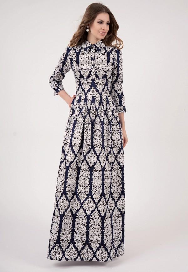 женское повседневные платье olivegrey, синее
