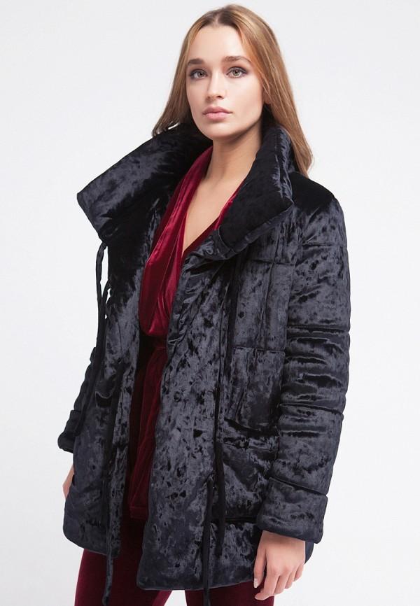 Купить Куртка утепленная Malaeva, MP002XW0QWB5, черный, Осень-зима 2017/2018