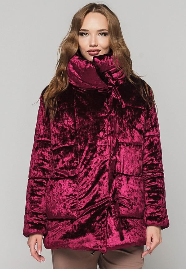 Купить Куртка утепленная Malaeva, MP002XW0QWB6, бордовый, Осень-зима 2017/2018