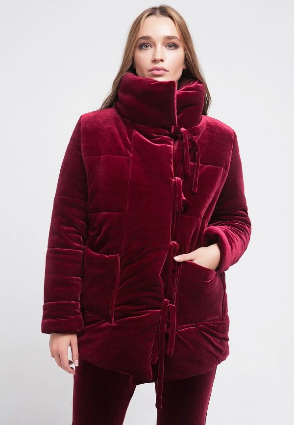 Купить Куртка утепленная Malaeva, MP002XW0QWB9, бордовый, Осень-зима 2017/2018