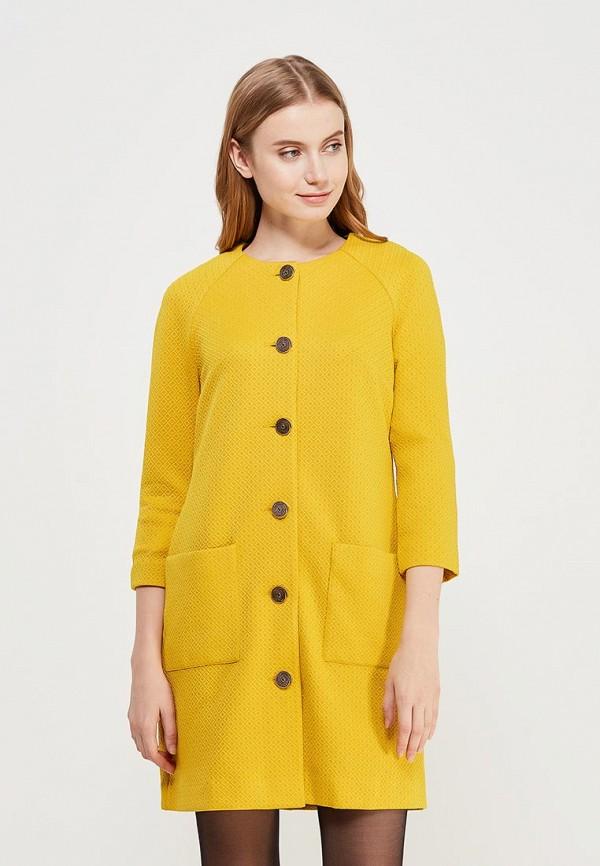 Купить Пальто Ruxara, MP002XW0QWCT, желтый, Весна-лето 2018