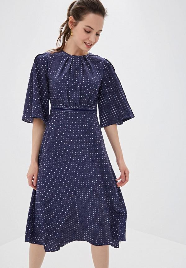 Фото - Платье Zarina синего цвета