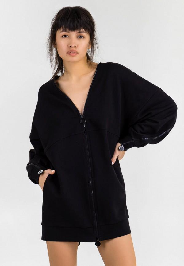 женское платье for friends, черное