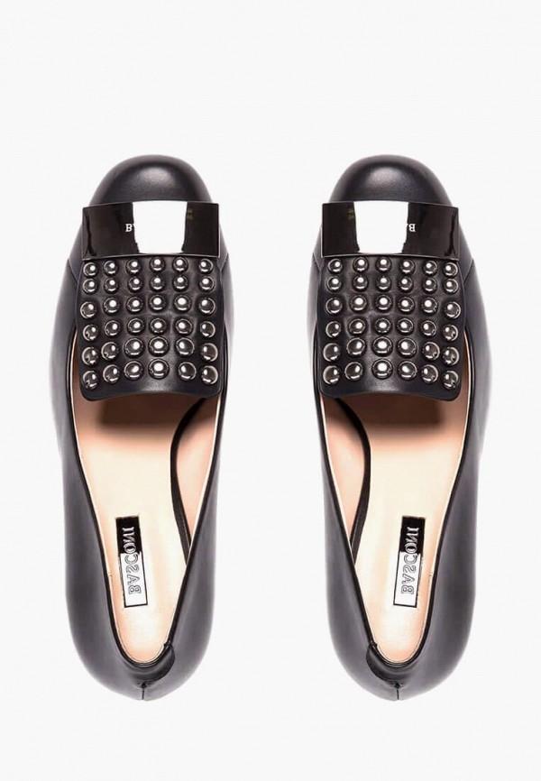 Туфли Basconi цвет черный  Фото 4
