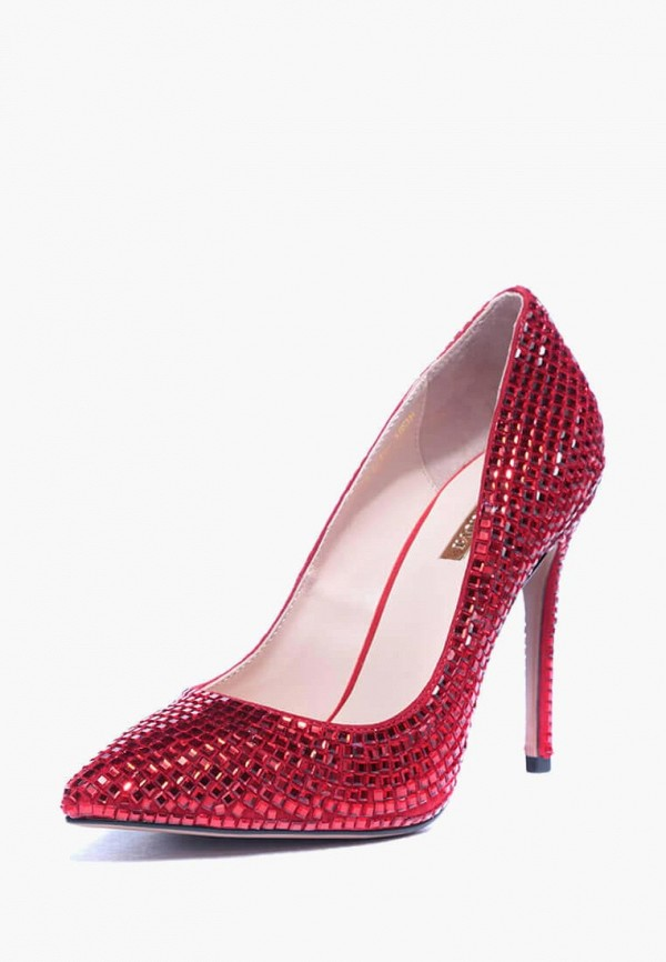 Туфли Basconi цвет красный  Фото 2