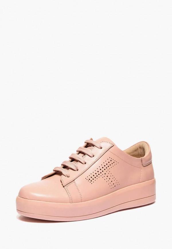 Кеды Basconi цвет розовый  Фото 2