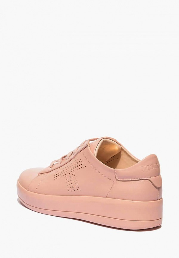 Кеды Basconi цвет розовый  Фото 3