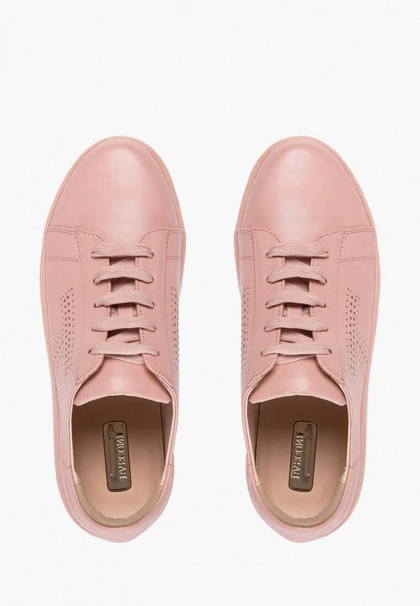 Кеды Basconi цвет розовый  Фото 4