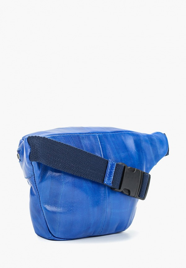Сумка поясная Alexander Tsiselsky цвет синий  Фото 2