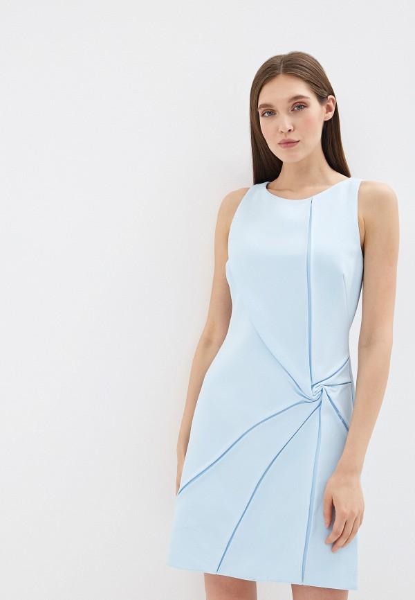 Платье Joymiss голубого цвета