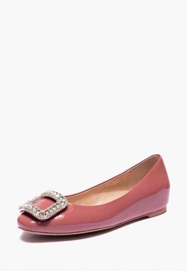 Балетки Basconi цвет розовый  Фото 2