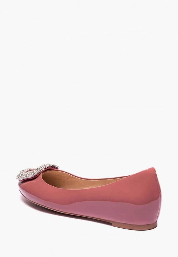 Балетки Basconi цвет розовый  Фото 3