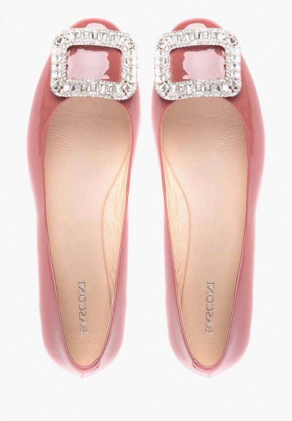 Балетки Basconi цвет розовый  Фото 4