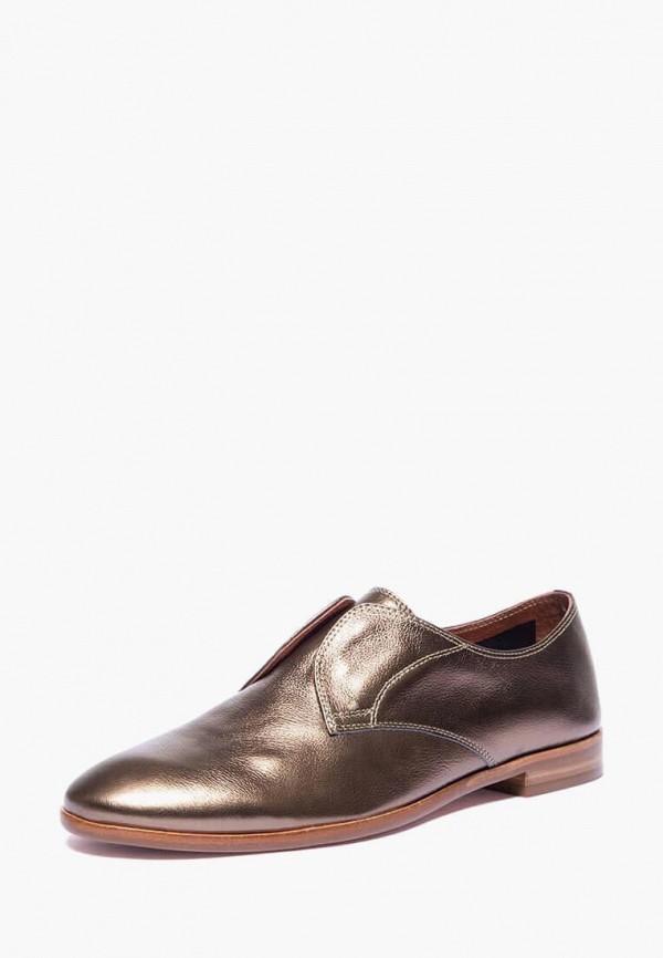 Ботинки Basconi цвет золотой  Фото 2