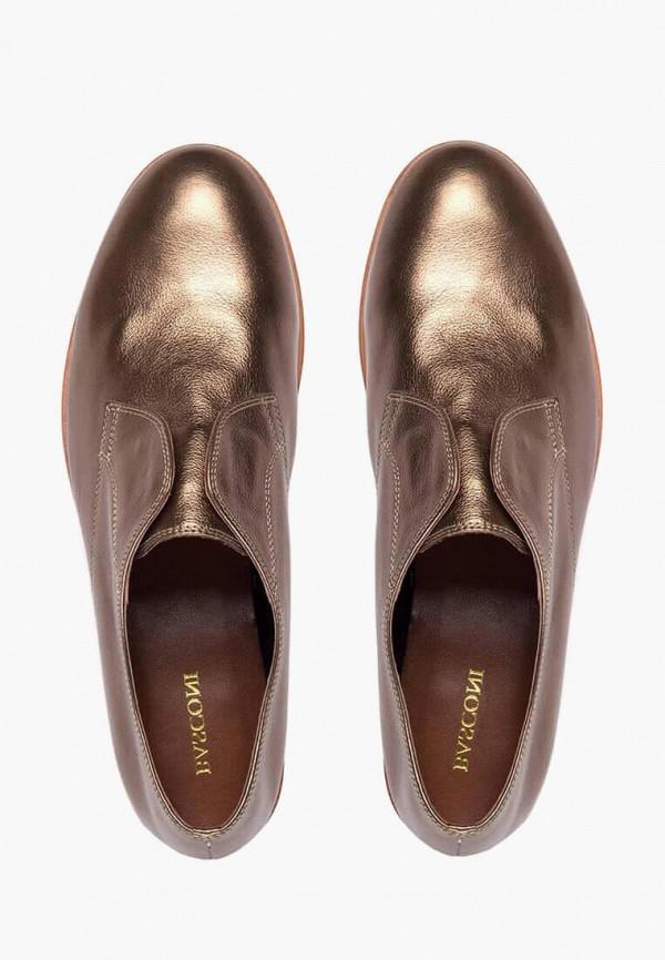 Ботинки Basconi цвет золотой  Фото 4