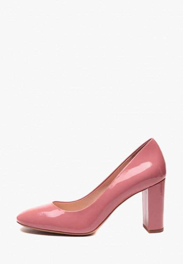 Туфли Basconi цвет розовый