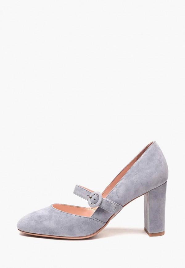 Туфли Basconi цвет голубой
