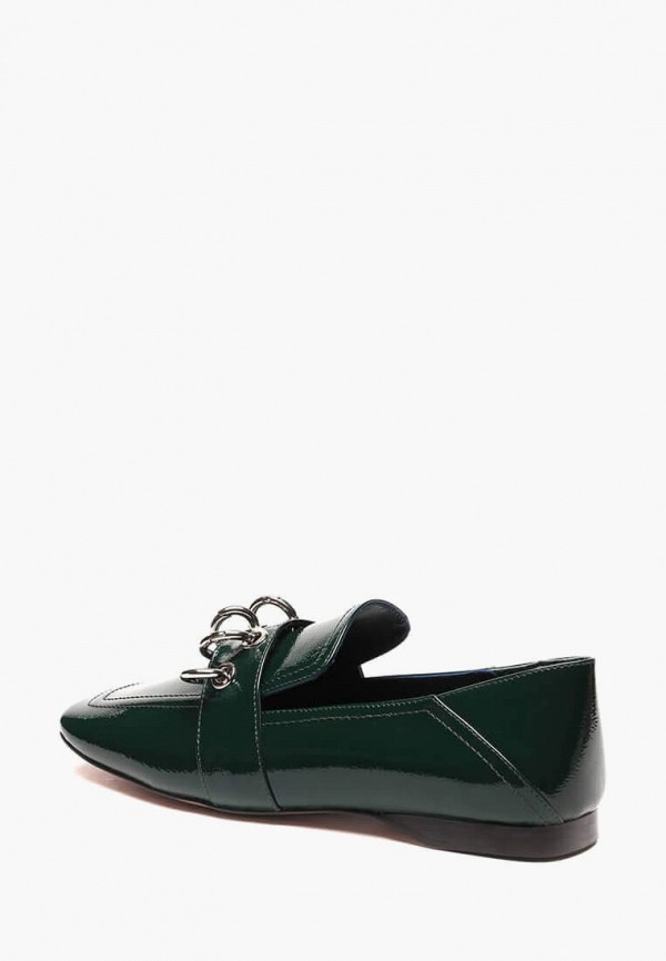 Лоферы Basconi цвет зеленый  Фото 3