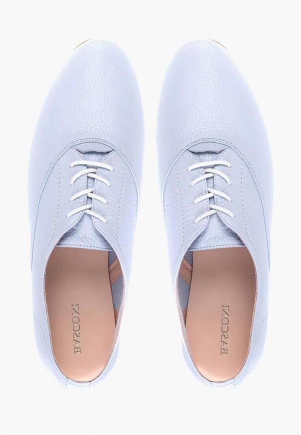Ботинки Basconi цвет голубой  Фото 4