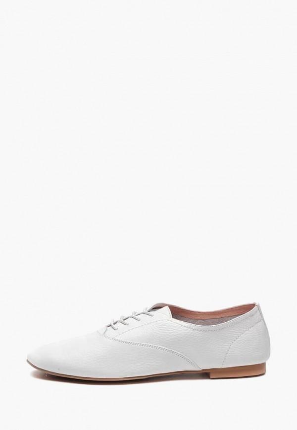 женские ботинки basconi, белые