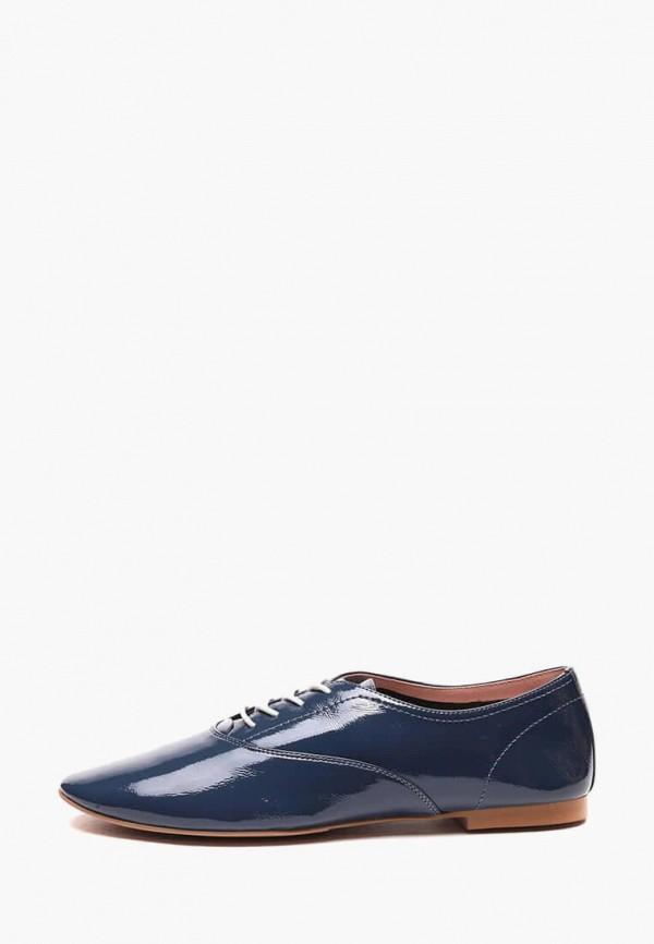 женские ботинки basconi, синие