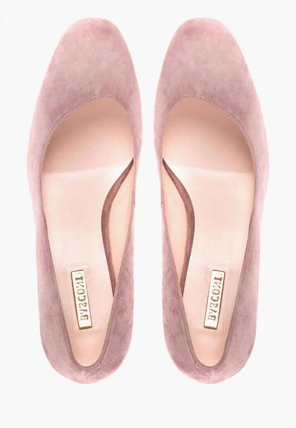 Туфли Basconi цвет розовый  Фото 4