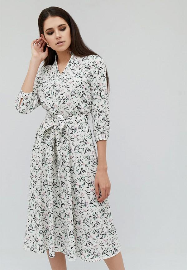женское повседневные платье cardo, белое