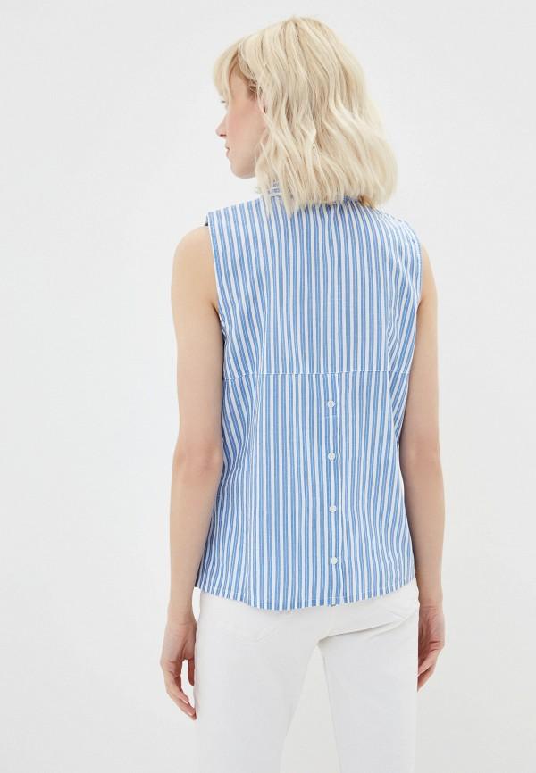 Блуза Colin's цвет голубой  Фото 3