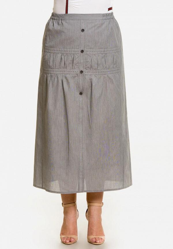 женская юбка venusita, серая