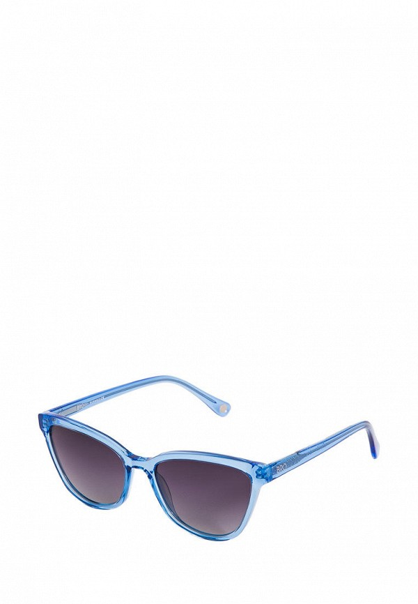 Фото - Очки солнцезащитные BRO голубого цвета