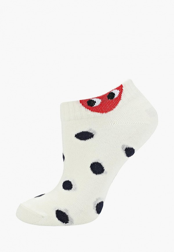 женские носки colin's, бежевые
