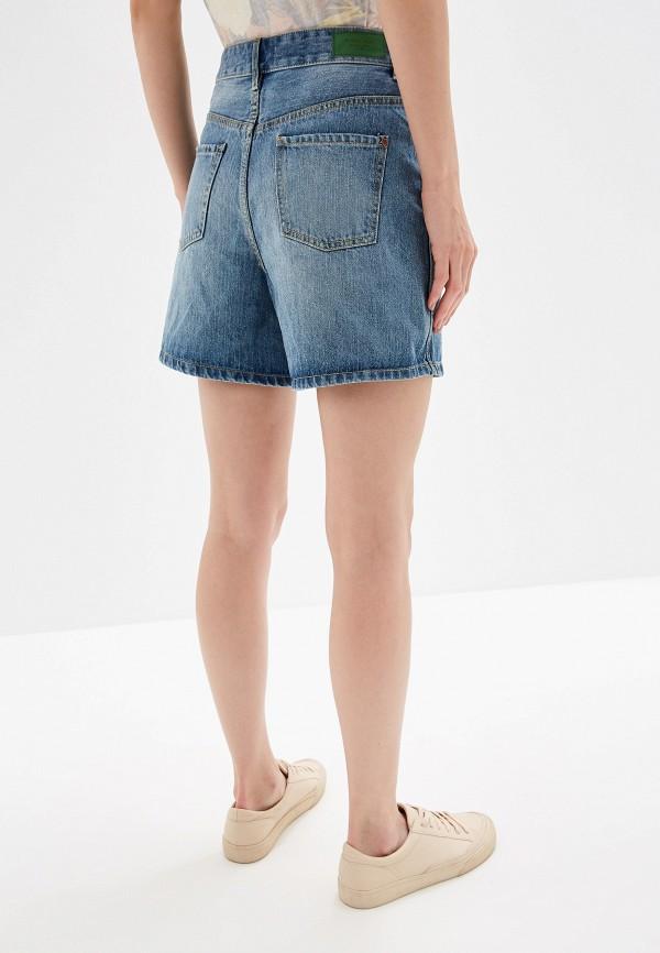Шорты джинсовые Colin's цвет голубой  Фото 3