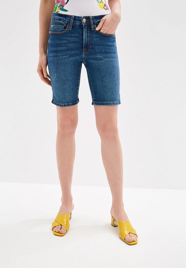 Шорты джинсовые Colin's цвет синий