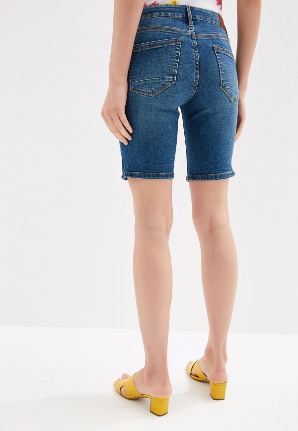 Шорты джинсовые Colin's цвет синий  Фото 3