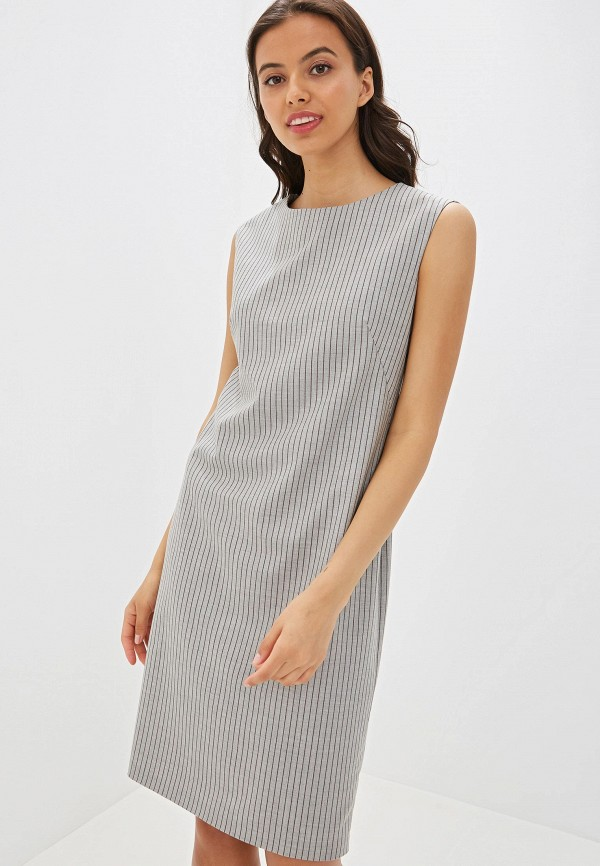 Платье Ramanti цвет серый