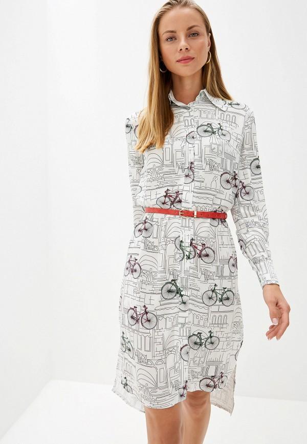 женское платье gregory, белое