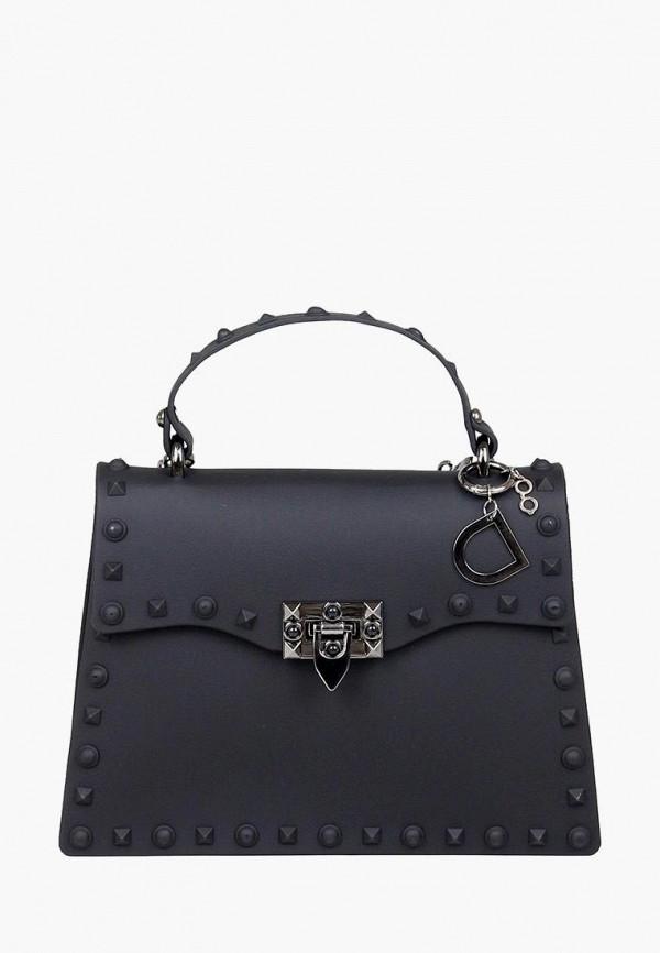женская сумка dasti, черная