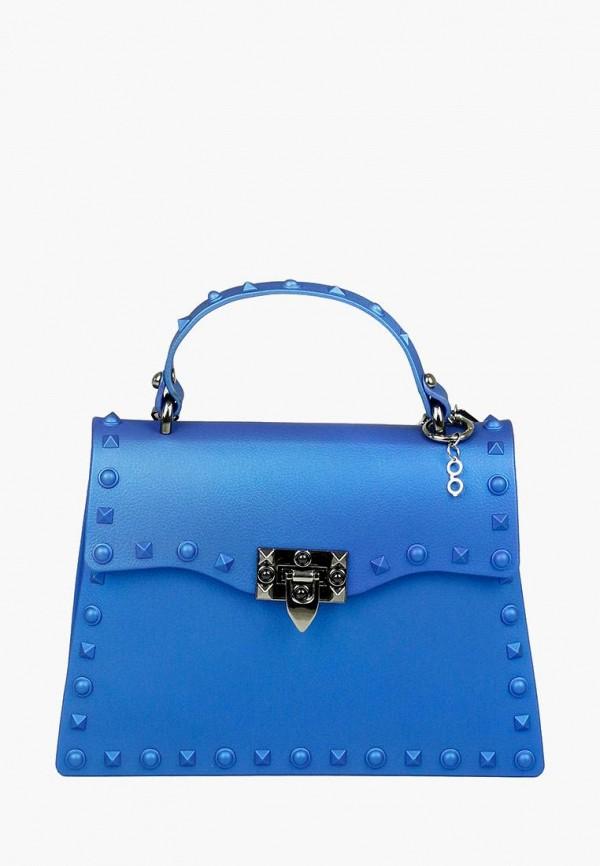 женская сумка dasti, синяя