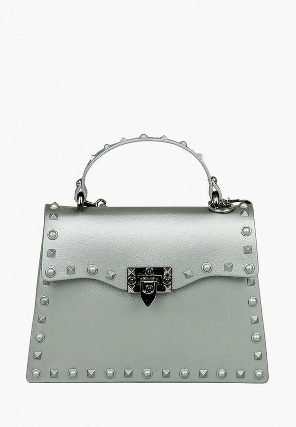 женская сумка dasti, зеленая