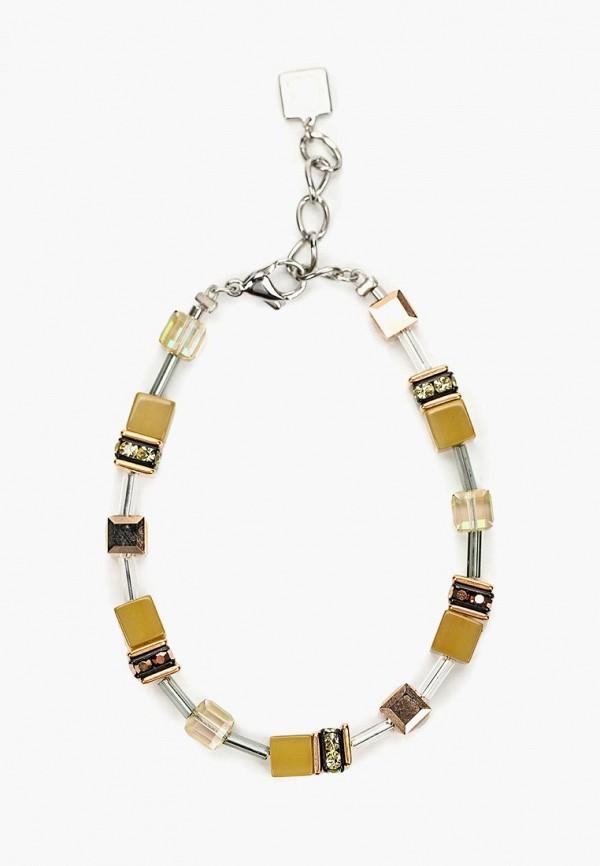 Купить Женский браслет Coeur de lion серебрянного цвета