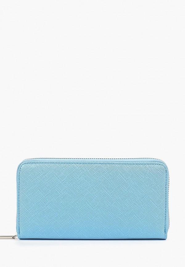 женский кошелёк goroshek, голубой