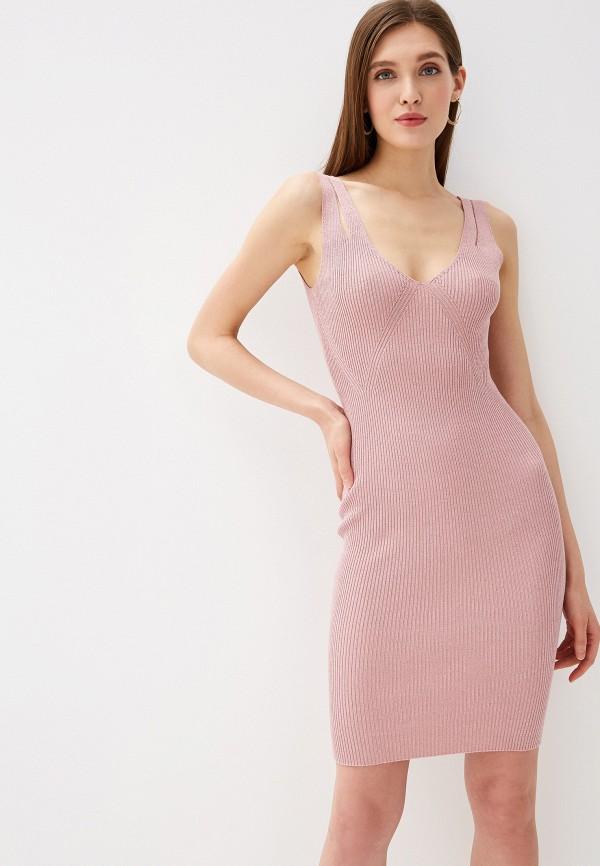 Платье Love Republic цвет розовый