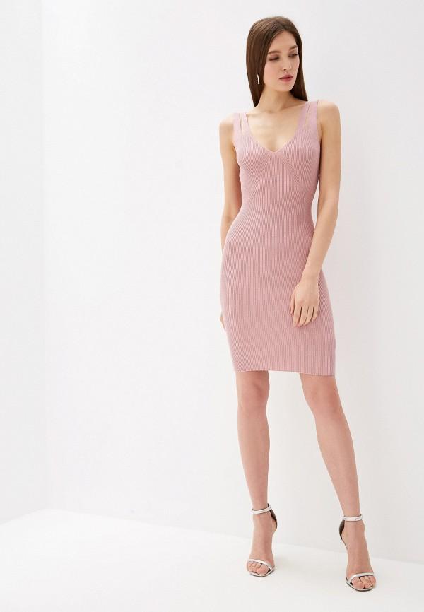 Платье Love Republic цвет розовый  Фото 2