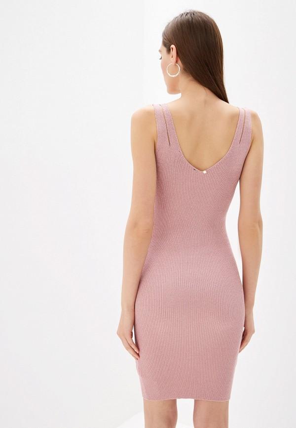 Платье Love Republic цвет розовый  Фото 3