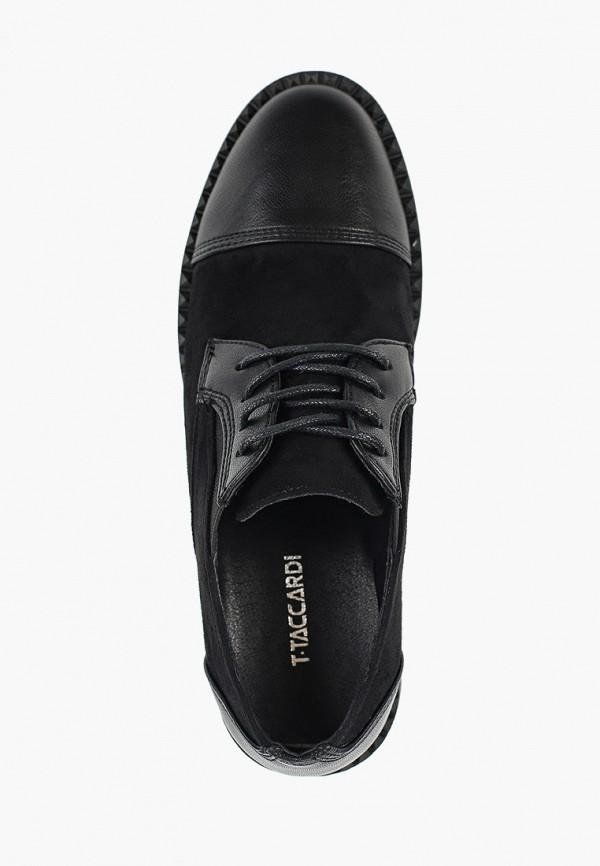 Ботинки T.Taccardi цвет черный  Фото 4