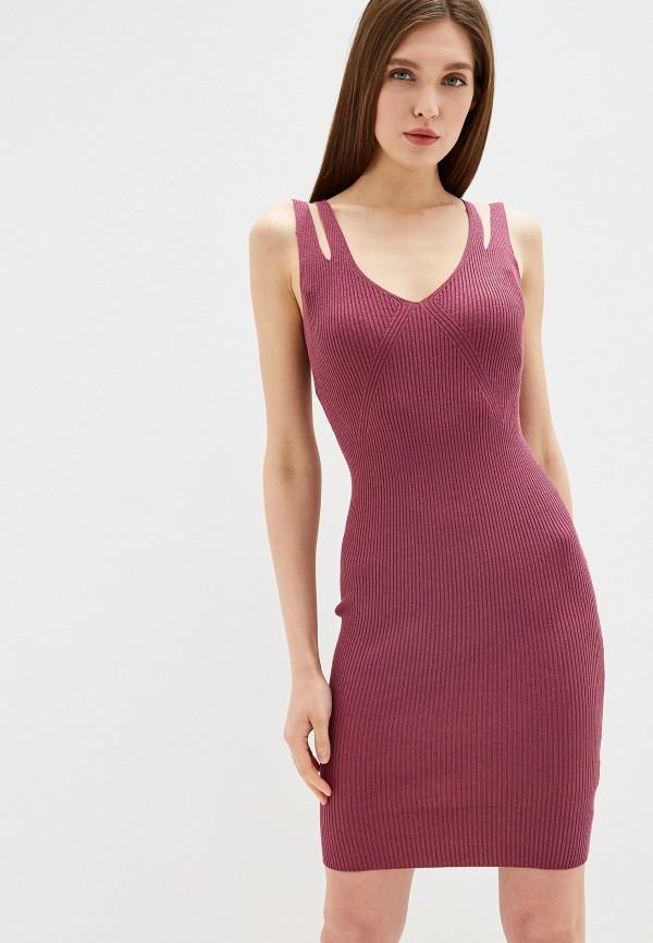 женское платье love republic, фиолетовое